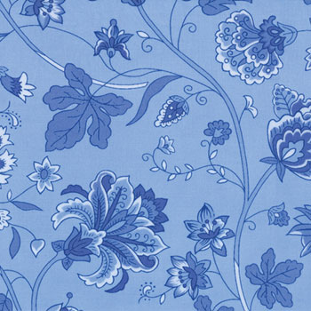 Blue Angel fabric has arrived! Lots of other stuff too! | Heidi ...