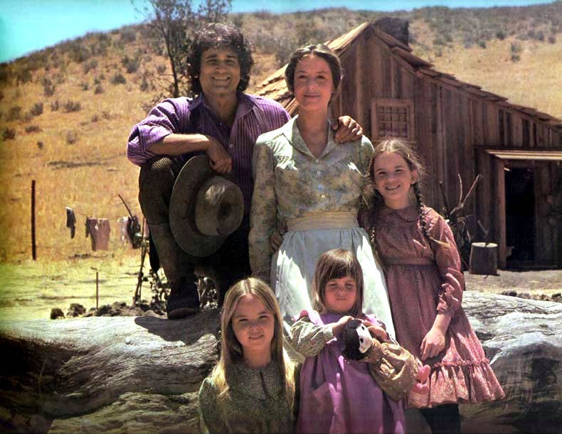 Little House On the Prairie TV